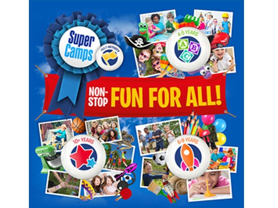 Super Camps sweepstakes