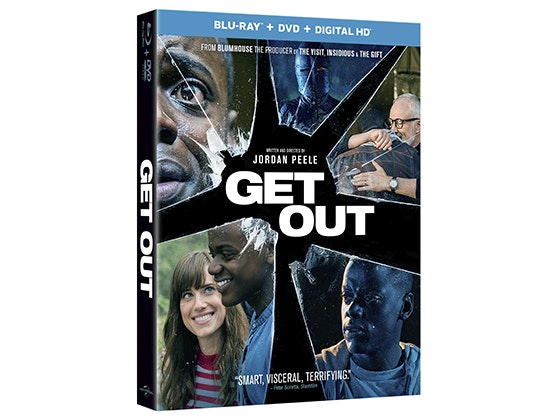 """Get Out"" Prize Package sweepstakes"