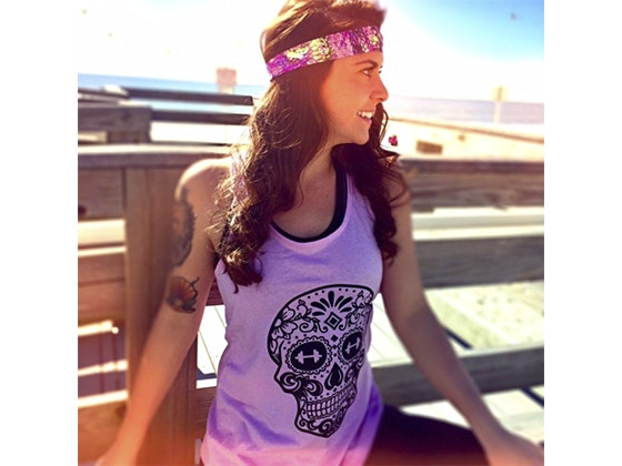 Hippie Runner Tank/Hat Summer Gear Bundle sweepstakes