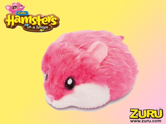 Hamsters in a House prize packs sweepstakes
