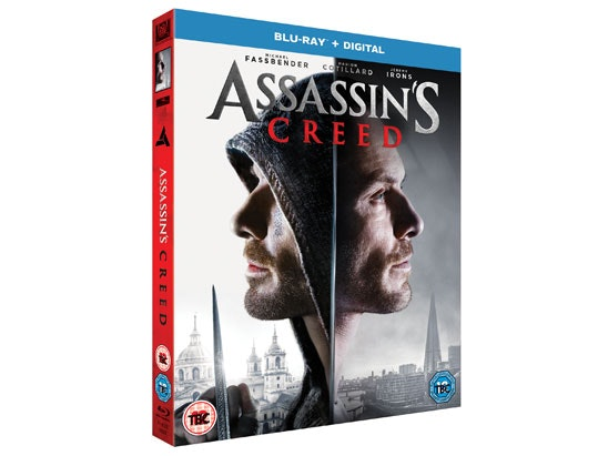 ASSASSIN'S CREED ON BLU-RAY! sweepstakes