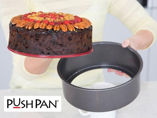 PushPan flan and baking tins  sweepstakes