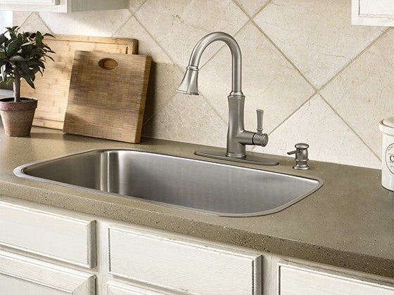 Moen Lizzy™ Pulldown Kitchen Faucet sweepstakes