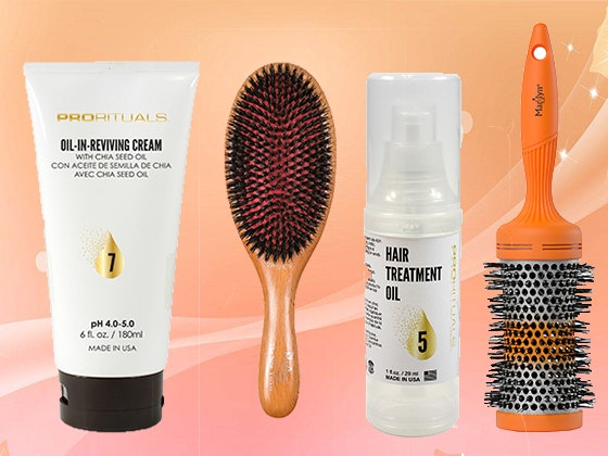 PRORITUALS Hair Treatment Prize Package sweepstakes