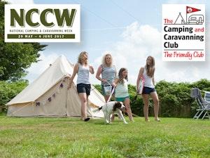 National caravan and camping