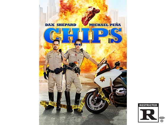 CHIPS Movie on Digital HD sweepstakes