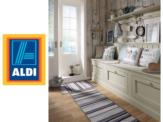 £100 in Aldi vouchers sweepstakes