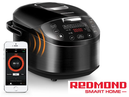 Redmond smart multicookers competition