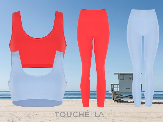 Touché LA x Morgan Stewart Activewear sweepstakes