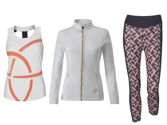 Three-Piece Athleisure Outfit  sweepstakes