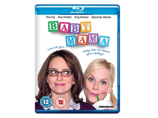 Baby Mama on Blu-ray sweepstakes