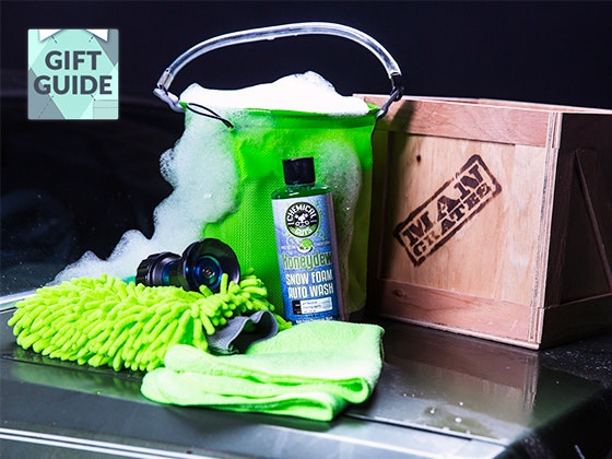 Father's Day: Auto Care Crate from Man Crates sweepstakes