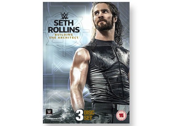 Seth Rollins: Building The Architect on DVD sweepstakes