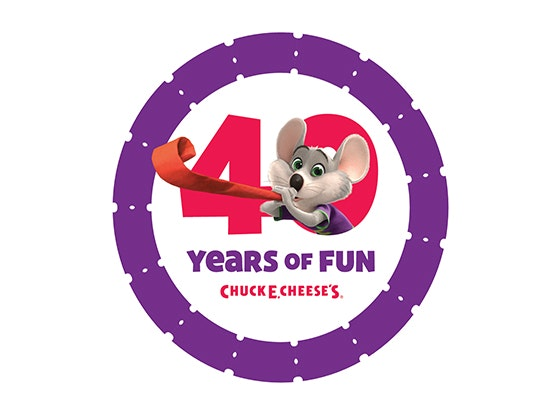 Chuck E. Cheese's Party Prize Bundle sweepstakes