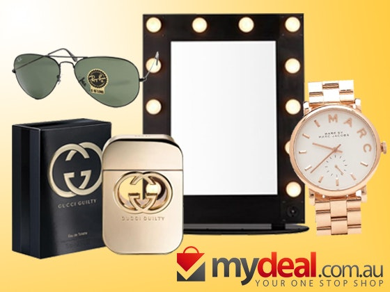 MyDeal Designer Glamour Prize Pack  sweepstakes