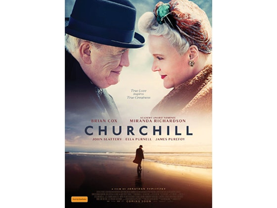 Double Movie Pass to Churchill  sweepstakes