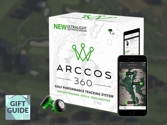 Arccos 360 Golf Performance Tracker sweepstakes