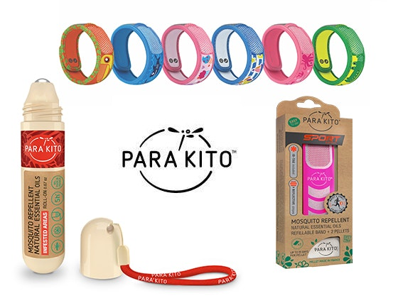Mosquito Repellent Prize from PARA'KITO™ sweepstakes