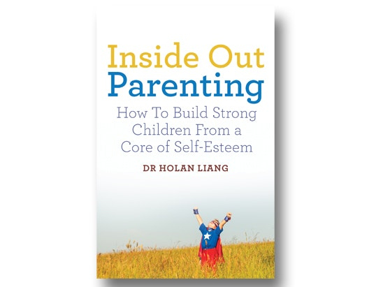 a copy of Inside Out Parenting by Dr Holan Liang sweepstakes