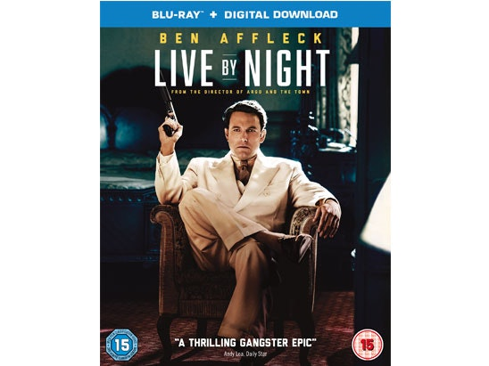 LIVE BY NIGHT sweepstakes