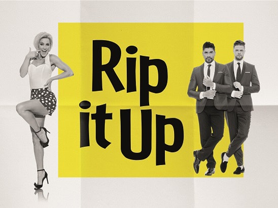 tickets to Rip It Up sweepstakes