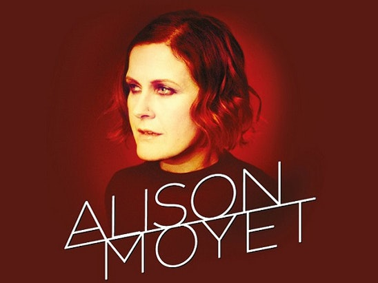 tickets to Alison Moyet sweepstakes
