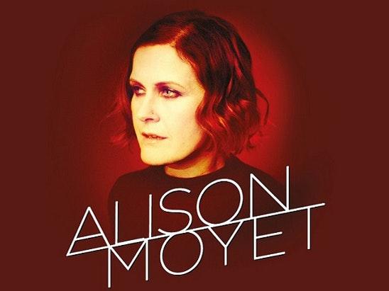 tickets to Alison Moyet sweepstakes
