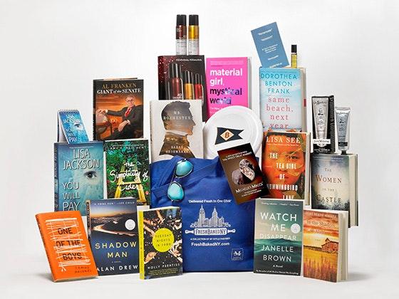Memorial Day Hamptons Gift Bag 2017 sweepstakes