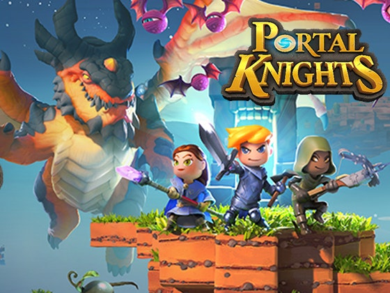 Portal Knights 3D Game  sweepstakes