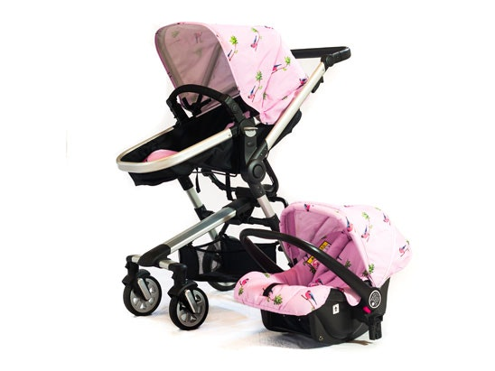 Urban Ranger 2 travel system and ISOFIX base sweepstakes