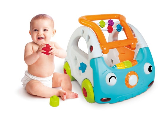 Infantino BKids 3 in 1 car walker sweepstakes