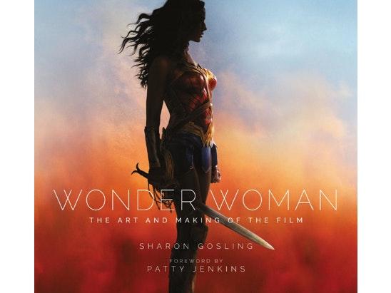 Wonder Woman sweepstakes
