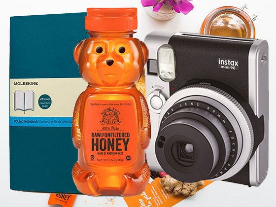 Nature Nate Honey Prize Package sweepstakes