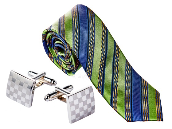 Tie & Cufflink Set sweepstakes