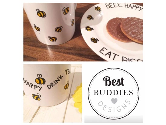 Best buddies Design sweepstakes