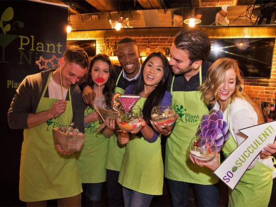 Plant Nite Event Ticket for You & a Friend sweepstakes