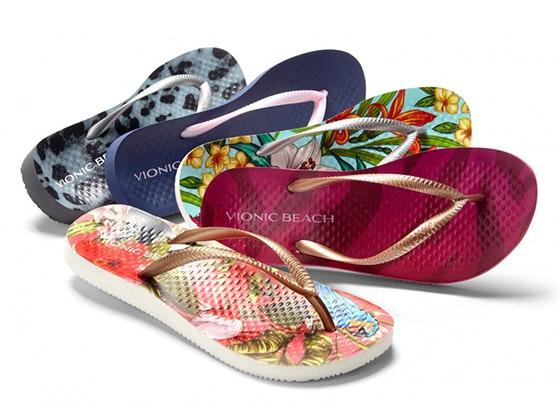 Vionic beach sandals