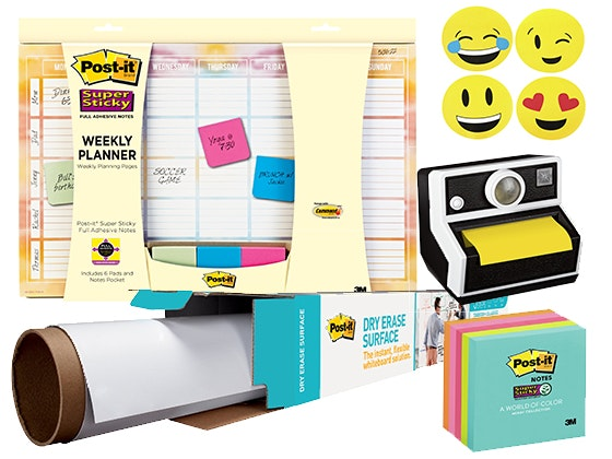 Post-it® Brand Prize Package sweepstakes