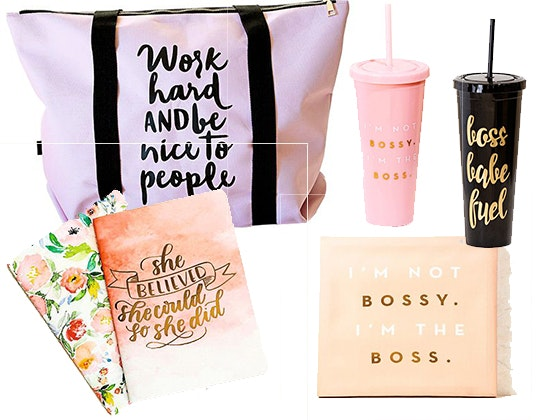Girl Boss Prize Package from Ankit sweepstakes
