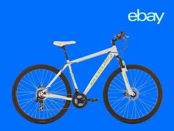 Gewinnen Sie ein Mountainbike von eBay! Gewinnspiel