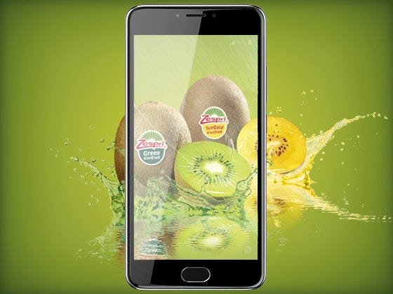 Zespri Kiwi verlost Smartphone Gewinnspiel