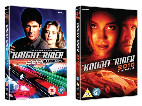Knight Rider 2000 and Knight Rider 2010 sweepstakes