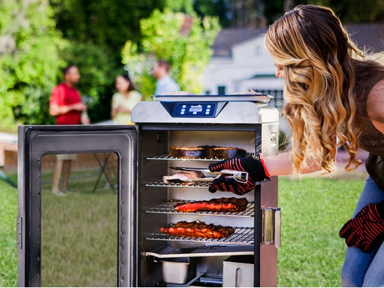 Char-Broil digital smoker sweepstakes
