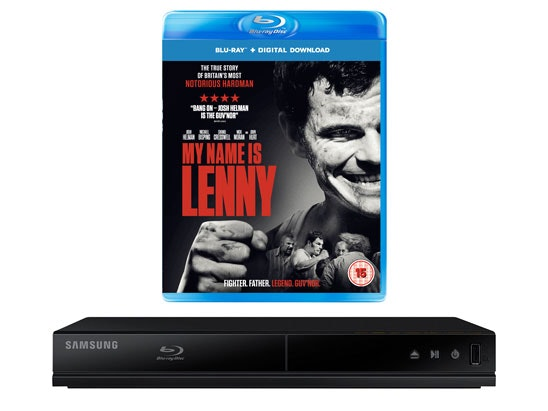 MY NAME IS LENNY sweepstakes