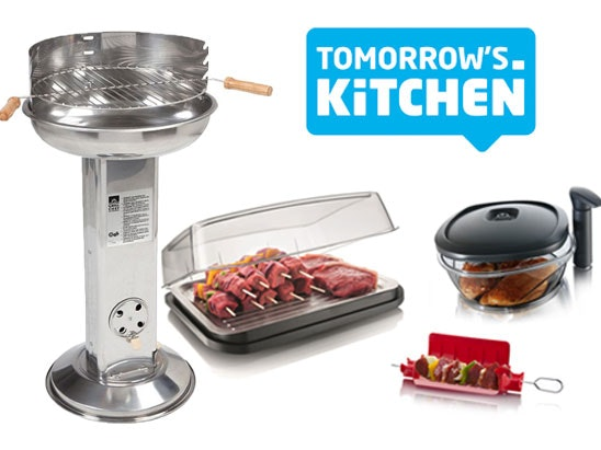 Win barbecue goodies from Tomorrow's Kitchen sweepstakes