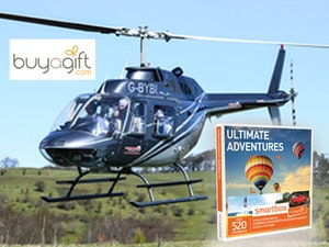 Buyagift ultimate adevntures smartbox helicopter competition