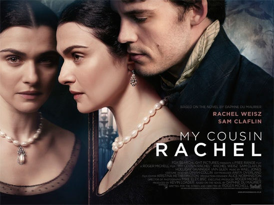 My Cousin Rachel sweepstakes