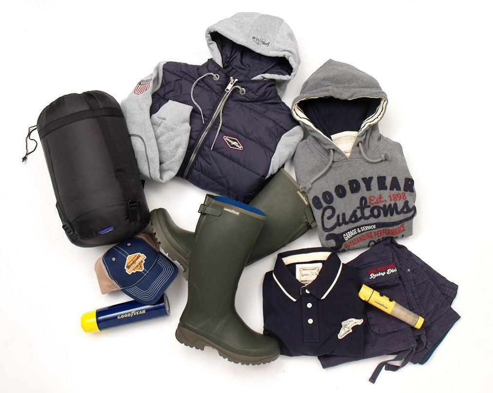 festival survival kit sweepstakes
