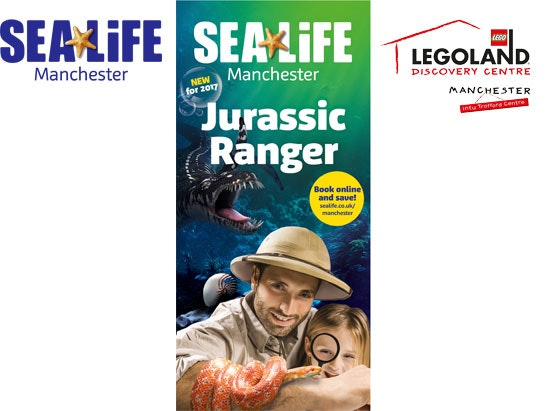 LEGOLAND® Discovery Centre Sea Life Manchester sweepstakes