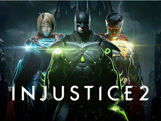 Injustice 2 sweepstakes